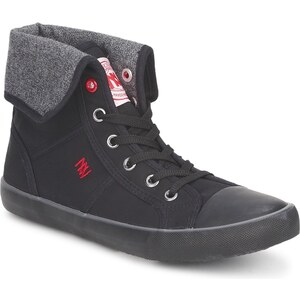 Dorotennis Chaussures MONTANTE LACETS REVERS