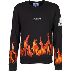 American College Sweat-shirt QUEENS A
