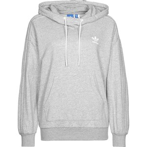adidas Sweatshirt W Hoodie medium grey heather