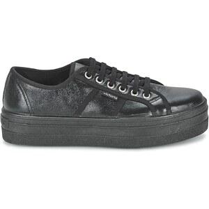 Victoria Chaussures BLUCHER PIEL METALIZADA