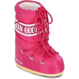 6e51aca74b1 Moon Boot Bottes neige enfant MOON BOOT NYLON - Glami.fr