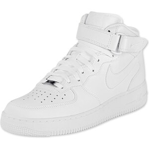 Nike Air Force 1 Mid Youth Gs Schuhe white