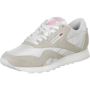 Reebok Cl Nylon W chaussures white/light grey