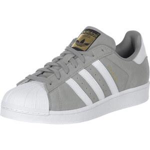 adidas Superstar Suede Adidas Schuhe grey/white/grey