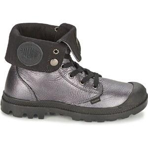 Palladium Boots BAGGY METALLIC Leather