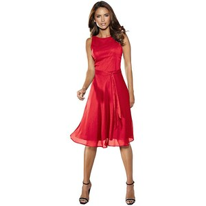 Class International Prinzesskleid, rot