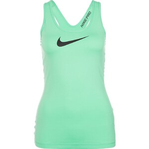 Nike Pro Funktionstank Damen, grün