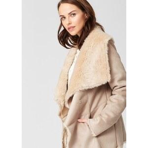 s.Oliver PREMIUM Authentische Fake Fur-Jacke