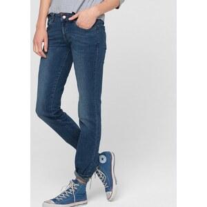s.Oliver Denim Catie Straight: Stretch-Jeans