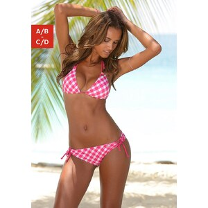 Buffalo Triangel-Bikini,, rosa