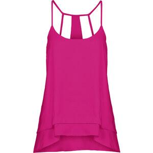 RAINBOW Blusentop ohne Ärmel in pink für Damen von bonprix