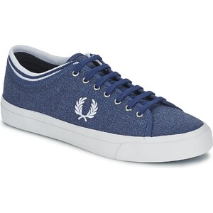 Fred Perry Chaussures KENDRICK TIPPED CUFF PIGMENT DYED CANVAS