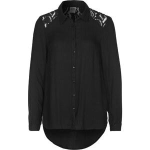 Vero Moda DRIVE Bluse black