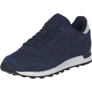 Reebok Cl Leather Re Schuhe navy/white