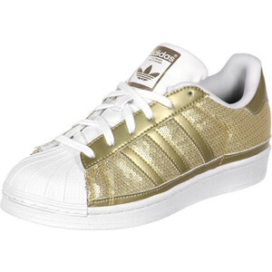 adidas Superstar Adidas Schuhe gold met./white