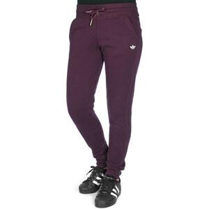 adidas Slim Tp Cuffed W pantalon de jogging merlot