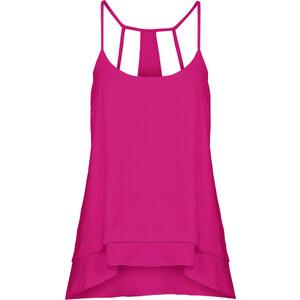 RAINBOW Top-blouse fuchsia sans manches femme - bonprix