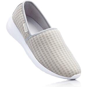 Slippers gris chaussures & accessoires - bonprix