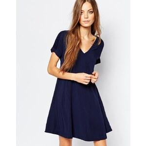 Hilfiger Denim - Robe trapèze - Bleu