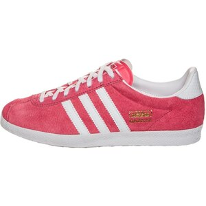 adidas Originals GAZELLE OG Sneaker low lush pink/footwear white/gold metallic