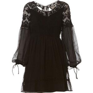 Vero Moda Robe fluide - noir