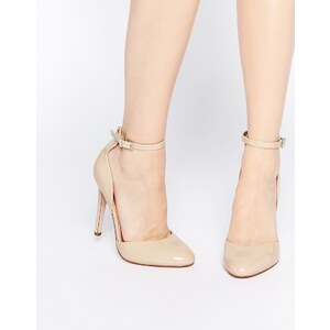 ASOS - PLAYWRIGHT - Chaussures à talons hauts - Beige