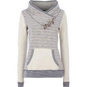 REVIEW Sweatshirt mit Schalkragen