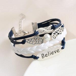 Lesara Armband Glaube