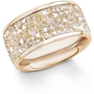S.OLIVER RED LABEL s.Oliver Ring mit Swarovski® Kristallen, »SO1358/1-4«