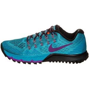 Nike Performance AIR ZOOM TERRA KIGER 3 Laufschuh Trail blue lagoon/vivid purple/black