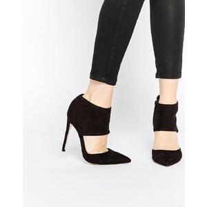 ASOS - PASSION - Chaussures à talons et bout pointu - Noir