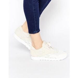 Reebok - Alpine - Weiße Sneakers aus Nylon - Weiß
