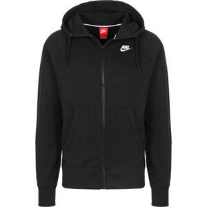Nike Aw77 Ft Fz Hooded Zipper black/white