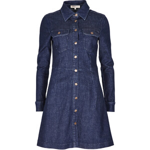 Marks and Spencer Robe chemise en jean