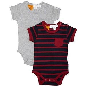 Pumpkin Patch Baby - Jungen, Body, 2PK Bodysuits