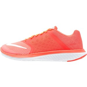 Nike Performance FS LITE RUN 3 Laufschuh Leichtigkeit atomic pink/white/hyper orange/white