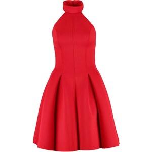Miss Selfridge Jerseykleid red