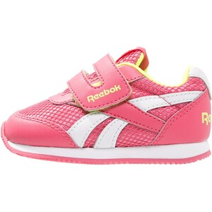 Reebok Classic ROYAL Sneaker low fearless pink/solar yellow/white