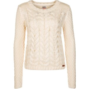 ONLY PAMA Strickpullover white swan