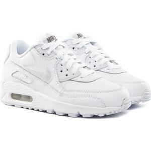 NIKE Air Max 90 LTR (GS) Sneaker Weiß