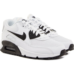 NIKE Air Max 90 Essential Damen Sneaker Weiß
