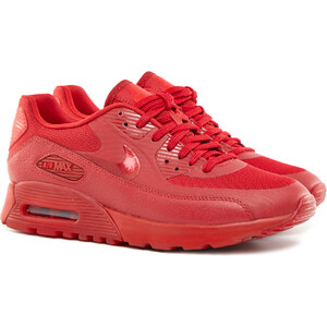 NIKE Air Max 90 Ultra Essential Damen Sneaker Rot
