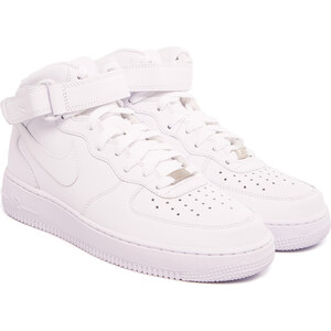 NIKE Air Force 1 Mid 07 Herren Sneaker Weiß