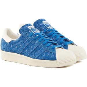 ADIDAS Superstar 80s Sneaker Blau
