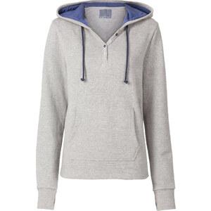 RAINBOW Sweat-shirt gris femme - bonprix