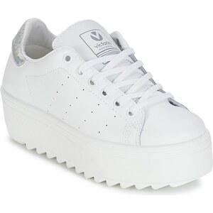 Victoria Chaussures DEPORTIVO PIEL PLATAFORMA