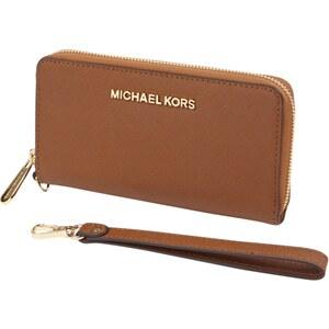 MICHAEL Michael Kors Geldbörse aus Saffianoleder mit Handyfach