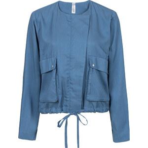 RAINBOW Veste courte bleu femme - bonprix