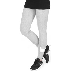 Nike Club Legging Logo 2 W grey/white