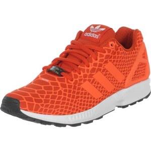 adidas Zx Flux Techfit Schuhe orange/white